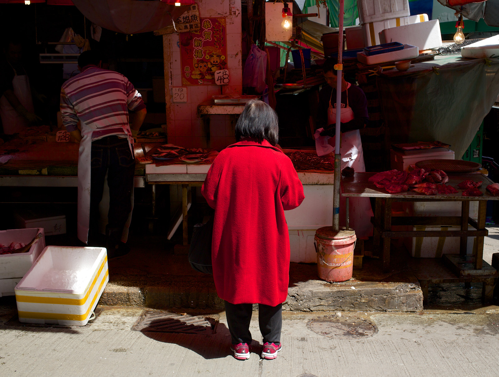 The Urge to Simplify in Street Photography